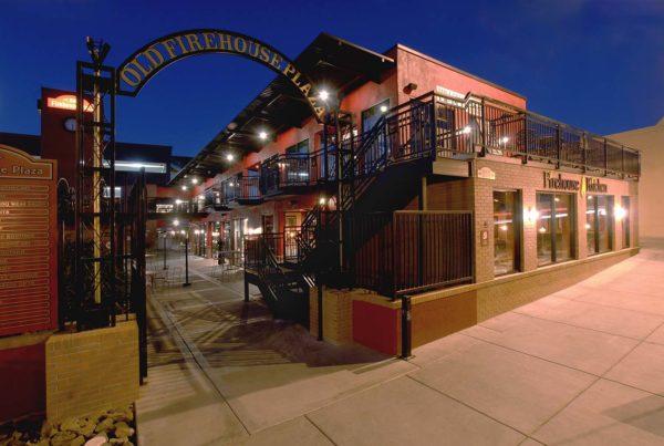 Firehouse Plaza