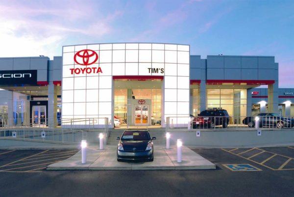 Tim's Toyota